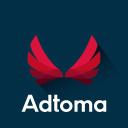 ADTOMA - Simpler | Faster | Smarter logo