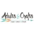 Adults & Crafts Logo