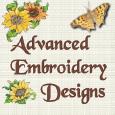 Advanced Embroidery Designs Logo
