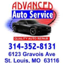 ADVANCED AUTO SERVICE, INC logo