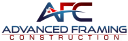 Advanced Framing Construction-logo