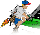 Advanced Roofing Inc logo