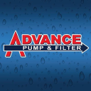 Advance Pump and Filter Co. logo