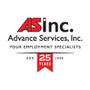 Advance Services, Inc. logo