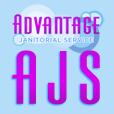 Advantage Janitorial Service logo