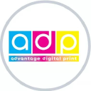 Advantage Digital Print Ltd logo