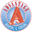Advantage Heating and Cooling logo