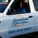 Advantage Pest Services logo