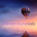 ADVENTURELAB : Strategic Experience Design Studio logo