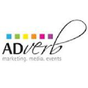Adverb Marketing, Communications, Events logo