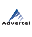 Advertel, Inc. logo