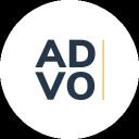 ADVOkurser.dk logo