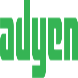 Company logo Adyen