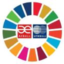AEBALL / UPMBALL logo