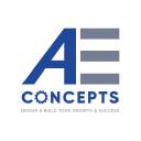 AE Concepts logo