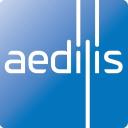 Aedilis, UAB logo