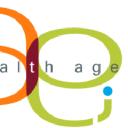 AEI, web health agency logo