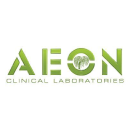 Aeon Clinical Laboratories logo