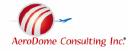 AeroDome Consulting Inc logo