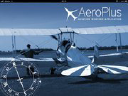 AeroPlus Aviation Software logo
