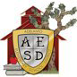 Adelanto Elementary School District logo