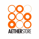 Aether Store logo icon