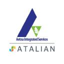Aetna Building Maintenance logo