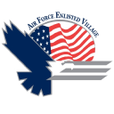 Air Force Enlisted Village logo