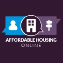 Affordable Housing Online logo icon