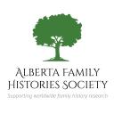 Alberta Family Histories Society logo