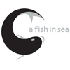 a fish in sea ltd logo