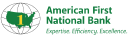 American First National Bank logo