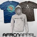 AFRCN APPRL logo