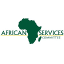 African Services Committee logo