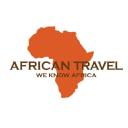 AFRICAN TRAVEL, INC. #WeKnowAfrica logo