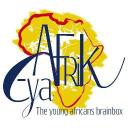 Afrik'Eya, The young Africans brainbox logo