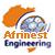 Afrinest Engineering pty Ltd. logo