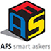AFS Smart Askers logo
