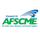 AFSCME Iowa Council 61 logo