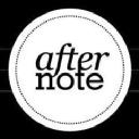 Afternote B.V. logo