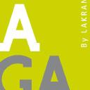AGAIN by LAKRAN logo