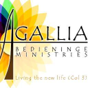 Agallia Ministries logo