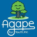 Agape for Youth, Inc. logo