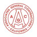 Agc Of California logo icon