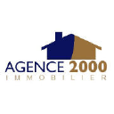 Agence 2000 Immobilier logo