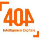 Agence 404 logo