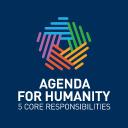 Agenda For Humanity logo icon