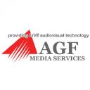 AGF Media Services logo