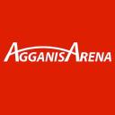 Agganis Arena at Boston University logo