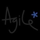 Agile* logo